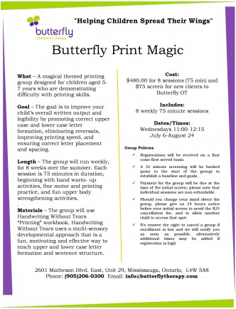 Print magic